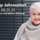 CleanUp-Aktion von Susanne Heidelinde Hundedrtmark zu Beginn des Jahres