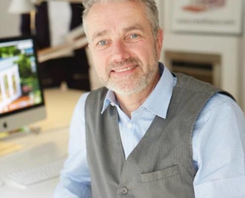 Zweithaus-Gründer und Geschäftsführer Stefan Bánk