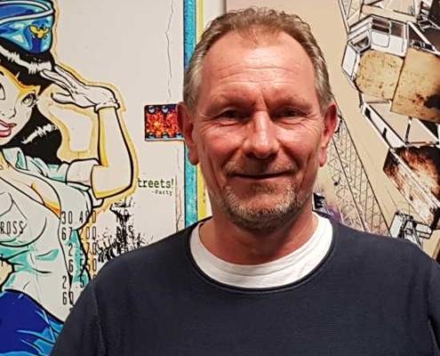 """Frank Thilo Fenner nennt sich der """"Fotokünstler"""""""