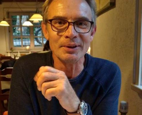 Horst Kirleis ist ein kreativer und mobiler Handwerker